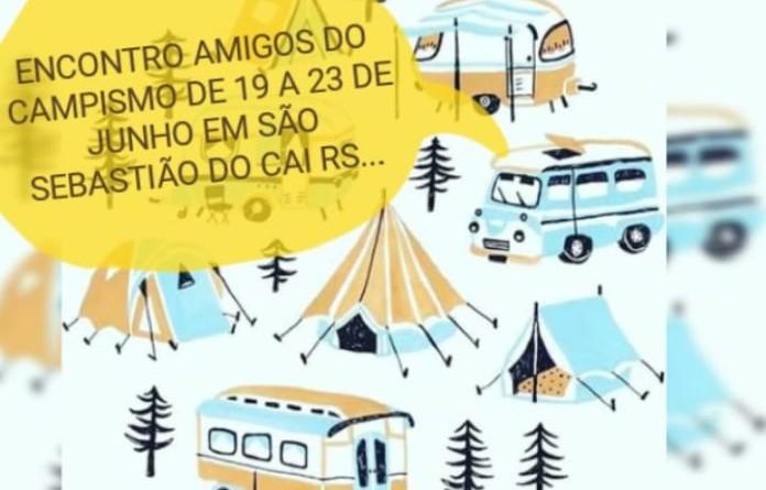 1º Encontro de viajantes de São Sebastião do Caí – RS