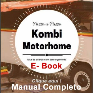 E-book manual completo do projeto kombi home