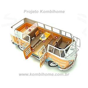 Kombi Home Projeto